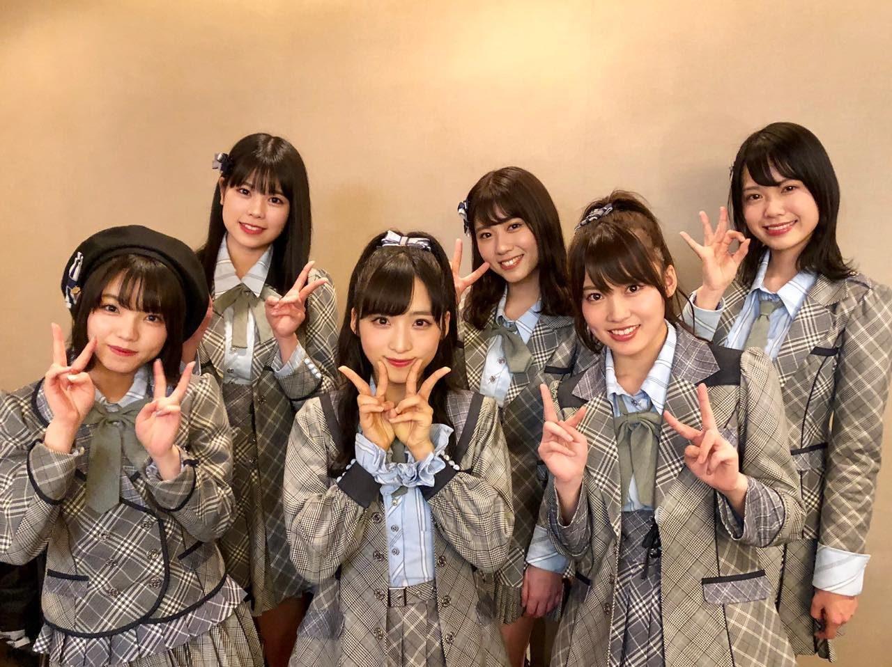 "AKB48 チーム8 RIF選抜 * テレ朝「サイキ道」""出張!六本木アイドルフェスティバル in 渋谷""に潜入! [3/17 26:55~]"