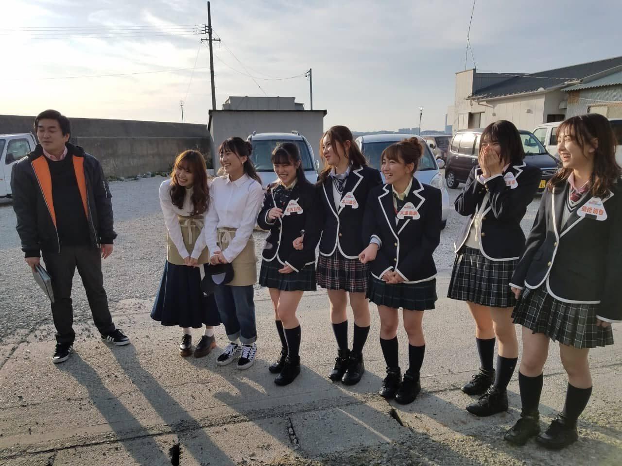 東海テレビ「SKE48 むすびのイチバン!」最終回直前SP!平成ノブシコブシとしたい10のこと 前編 [3/19 24:25~]