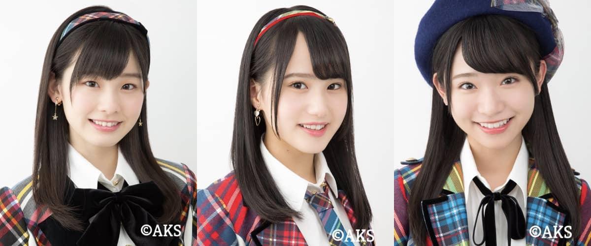 AKB48 浅井七海・前田彩佳・山内瑞葵「猫舌SHOWROOM 指カラ」 [3/22 21:00~]