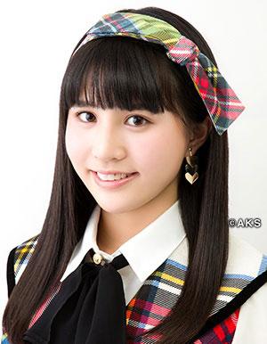 AKB48 永野恵、15歳の誕生日! [2004年3月22日生まれ]
