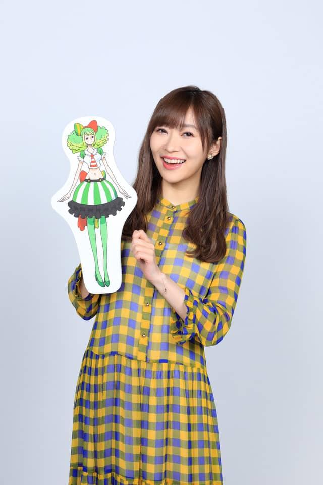 HKT48 指原莉乃、劇場版「ONE PIECE STAMPEDE」ゲスト出演決定!