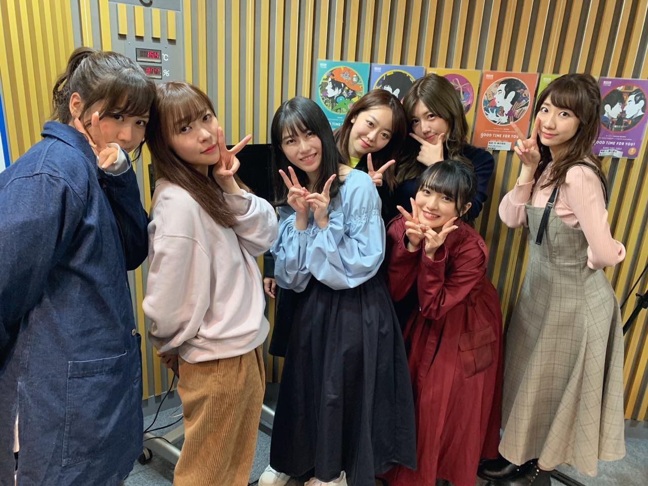 「AKB48のオールナイトニッポン」最終回オフショット
