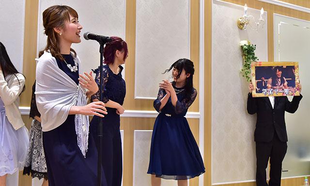 TBSチャンネル「SKE48 ZERO POSITION」#98:松村香織プレ結婚式(第3回) [4/6 23:00~]