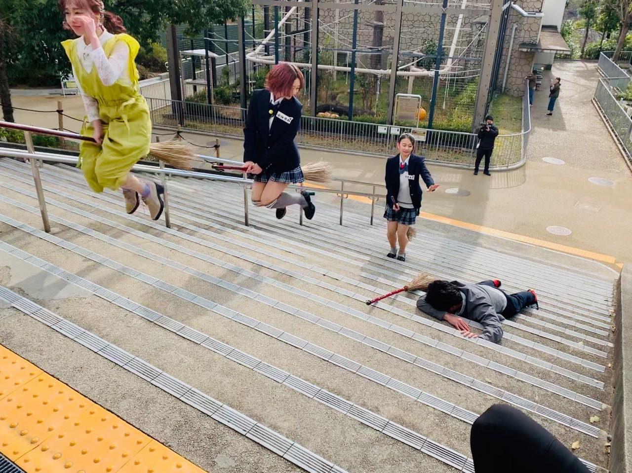 東海テレビ「SKE48のバズらせます!!」東山動植物園で浮遊写真を撮ってバズらせたい! [4/9 24:25~]