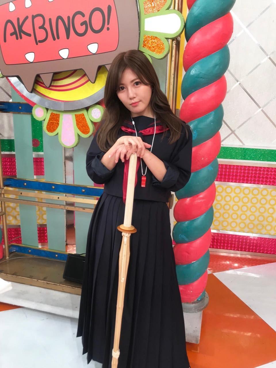 AKB48歴12年、宮崎パイセンのバラエティ特訓塾完結 日テレ「AKBINGO!」 [4/16 24:59~]