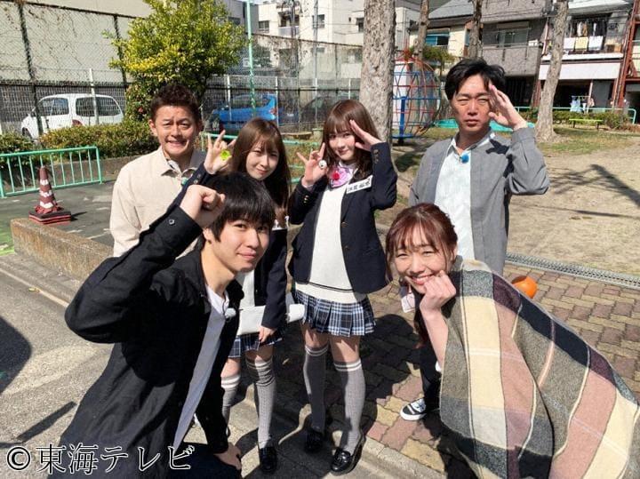 SKE48 江籠裕奈&高柳明音がペットボトルのキャップを投げまくる 東海テレビ「SKE48のバズらせます!!」 [4/16 24:45~]