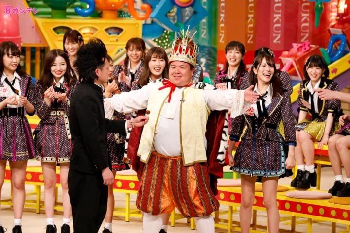 今夜はワロタNIGHT!白熱芸人教室SP!3週目 カンテレ「NMBとまなぶくん」 [4/26 24:55~]