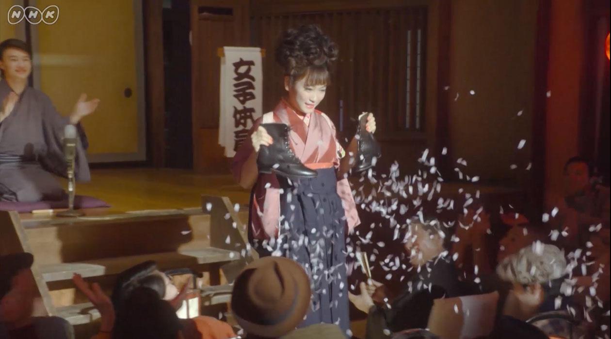 川栄李奈が出演 NHK「いだてん~東京オリムピック噺~」第18回 [5/12 20:00~]