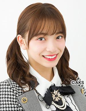 AKB48 後藤萌咲、18歳の誕生日! [2001年5月20日生まれ]