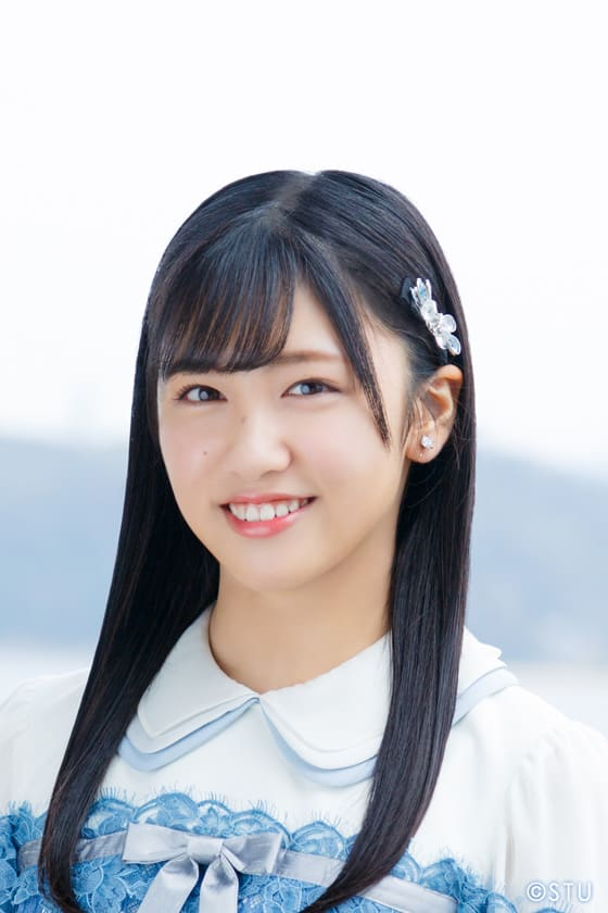 STU48 磯貝花音、卒業を発表