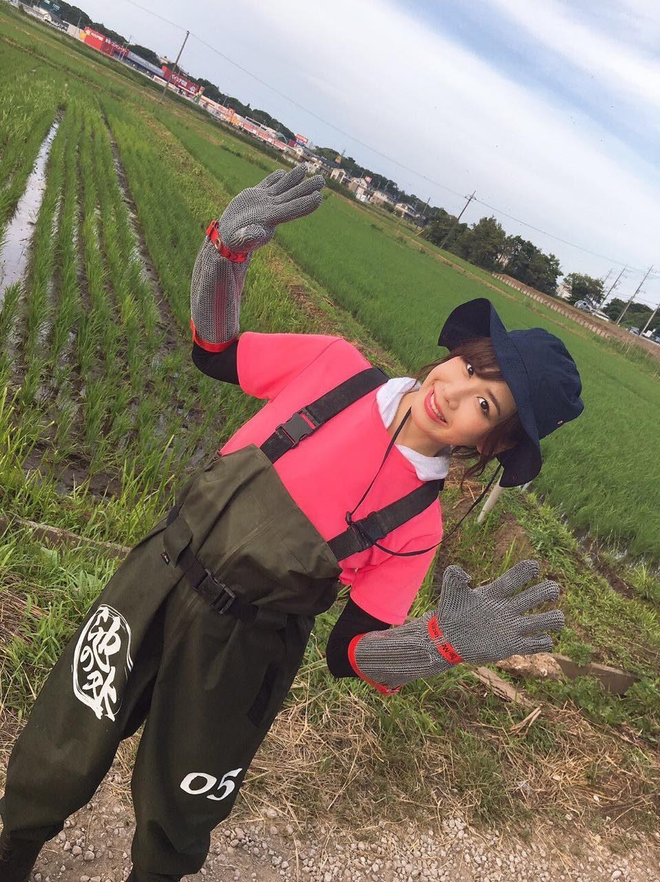 AKB48 大家志津香が出演、地獄の水路で大量捕獲 巨大怪獣デカガメラ! テレ東「緊急SOS!池の水ぜんぶ抜く大作戦」 [6/16 19:54~]