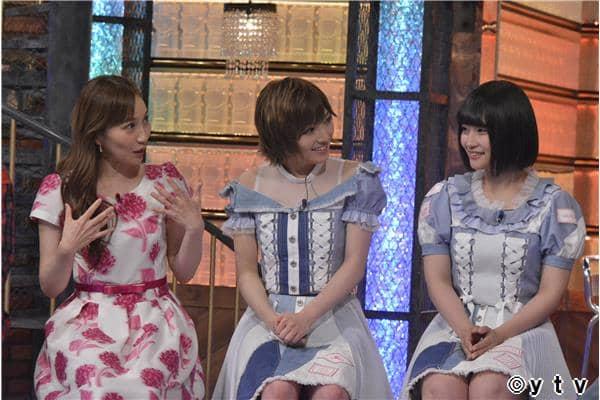 AKB48 岡田奈々&矢作萌夏が出演、給料事情を告白! 日テレ「ダウンタウンDX」 [6/20 22:00~]