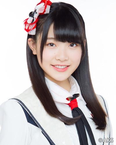 NGT48 小越春花、15歳の誕生日! [2004年6月26日生まれ]