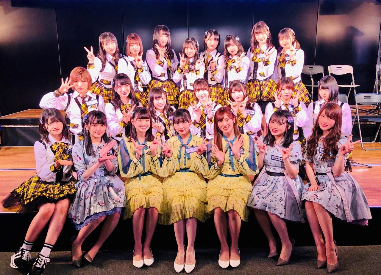 HKT48秋葉原を表敬訪問! フジテレビNEXT「AKB48グループ出張会議!」#6 [6/28 20:00〜]