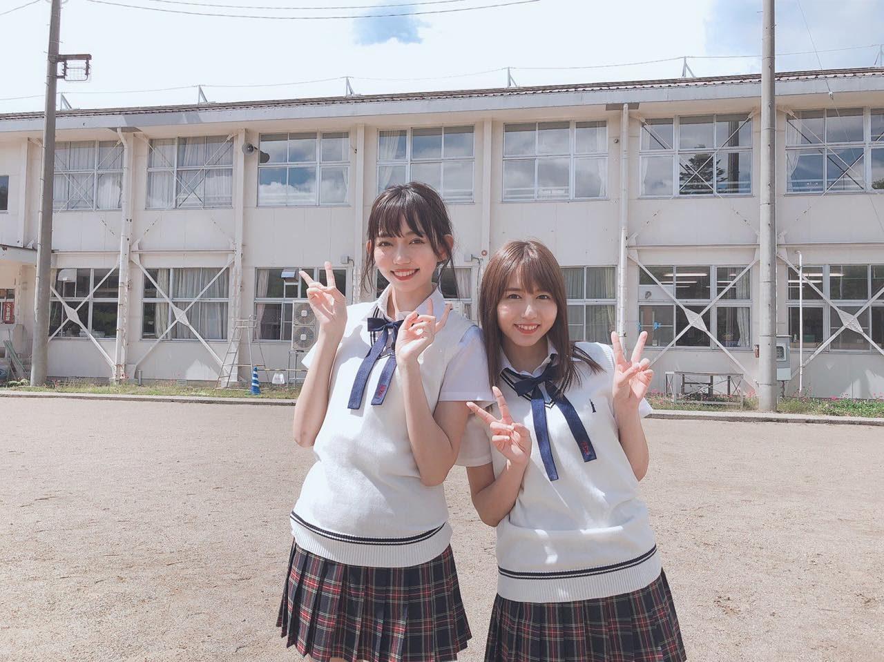 【新番組】SKE48 大場美奈&野島樺乃が全校児童9人の小学校を訪れる 東海テレビ「SKE48は君と歌いたい」 [7/2 22:48~]