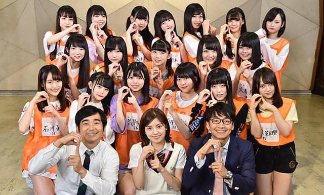 過酷なサバイバル企画『9期生ゼロポジ』第1回! TBSチャンネル1「SKE48 ZERO POSITION」#103 [7/6 23:00~]