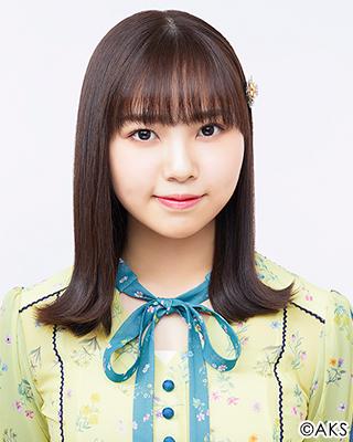HKT48 山内祐奈、21歳の誕生日