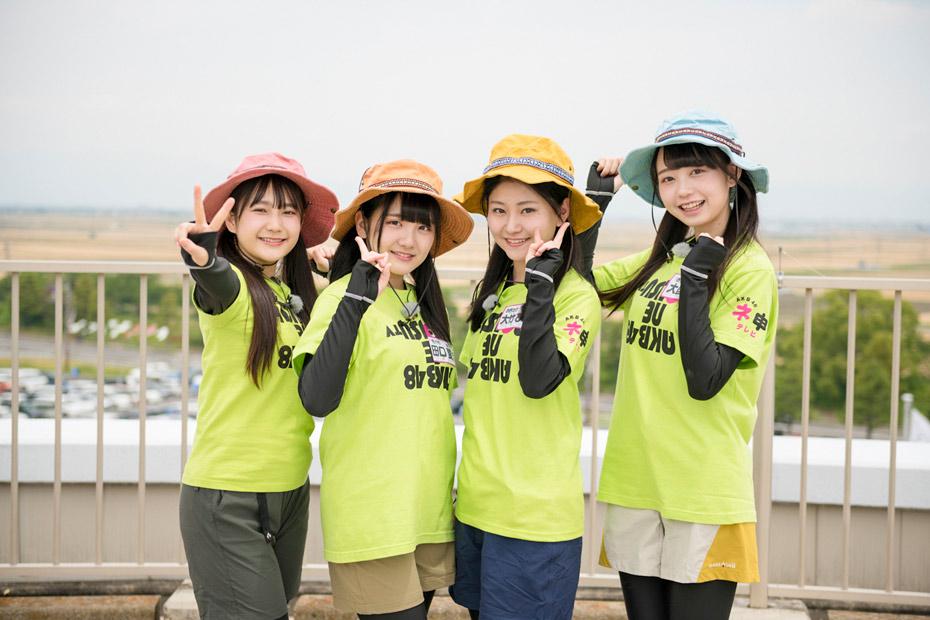 本気で泥にまみれろ 前編 ファミリー劇場「AKB48 ネ申テレビ シーズン31」Vol.8 [7/21 20:00~]