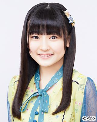HKT48 石橋颯、14歳の誕生日! [2005年7月22日生まれ]