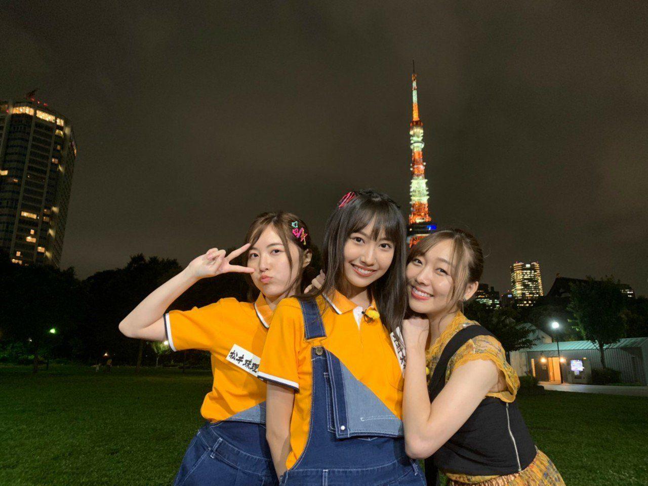 有名人と写真を撮ってバズらせたい! 東海テレビ「SKE48のバズらせます!!」 [8/6 24:25~]