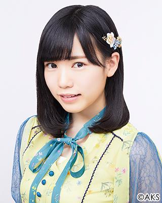 HKT48 運上弘菜、21歳の誕生日! [1998年8月9日生まれ]