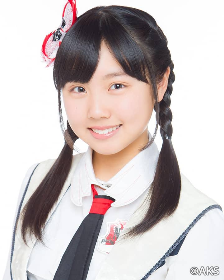 NGT48 古舘葵、15歳の誕生日! [2004年8月10日生まれ]