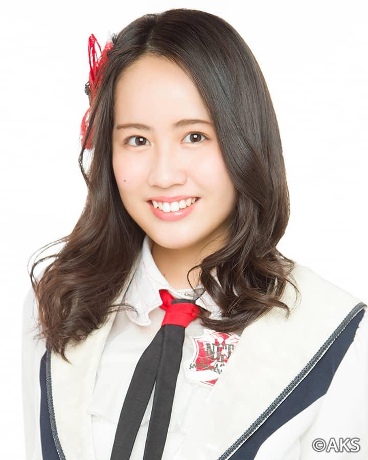 NGT48 西村菜那子、22歳の誕生日! [1997年8月11日生まれ]