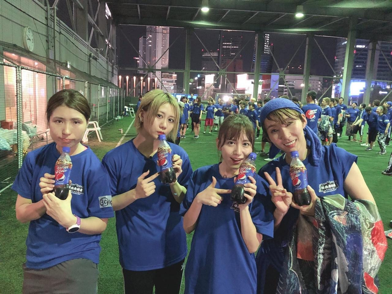 SKE48 大場美奈&古畑奈和がにっぽんど真ん中祭りに参加!② 東海テレビ「SKE48は君と歌いたい」 [8/20 21:54~]