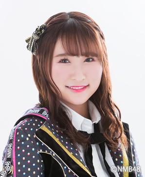 NMB48 明石奈津子、20歳の誕生日! [1999年8月17日生まれ]