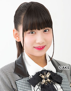 AKB48 古川夏凪、16歳の誕生日! [2003年8月21日生まれ]