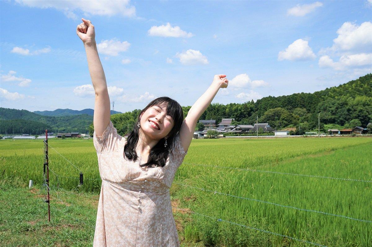 森の京で非日常体験 カンテレ「横山由依(AKB48)がはんなり巡る 京都いろどり日記」#74 [8/21 26:05~]