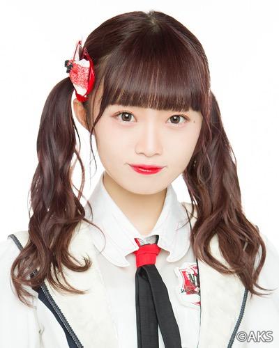 NGT48 中井りか、22歳の誕生日! [1997年8月23日生まれ]
