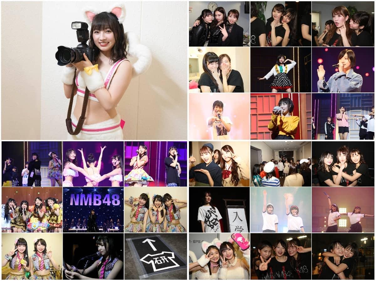 【予約開始】「NMB48 近畿十番勝負 2019 PHOTOBOOK」9/4発売決定!