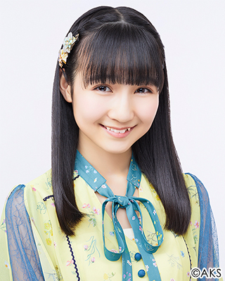 HKT48 今村麻莉愛、16歳の誕生日! [2003年9月14日生まれ]