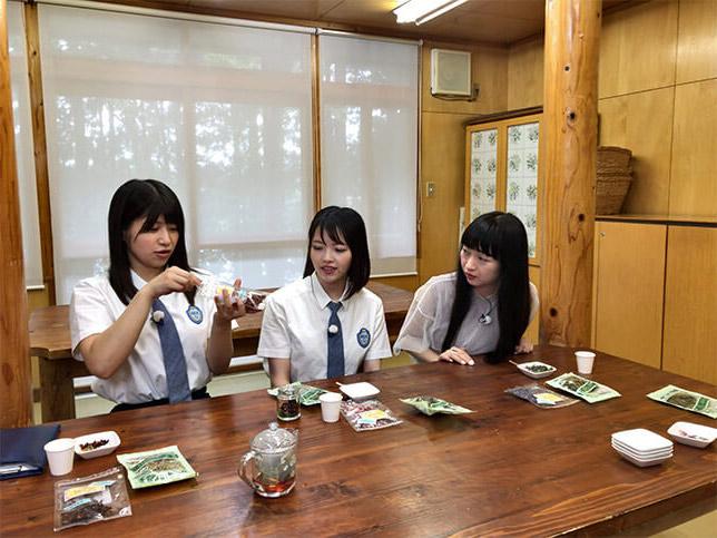 ドライブ女子旅視聴者へ贈る極上ギフト探しにチャレンジ!② 広島ホームテレビ「せとチャレ!STU48」#87 [9/14 24:35~]