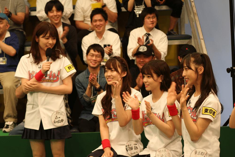 ありえない場所からメンバーが中継リポート!?AHOニュースSP! チバテレ「AKB48チーム8のKANTO白書 バッチこーい!」#48 [9/15 23:30~]