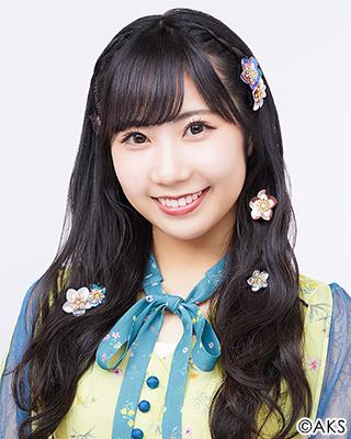 HKT48 上野遥、20歳の誕生日! [1999年9月20日生まれ]