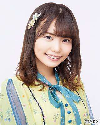 HKT48 渕上舞、23歳の誕生日! [1996年9月21日生まれ]