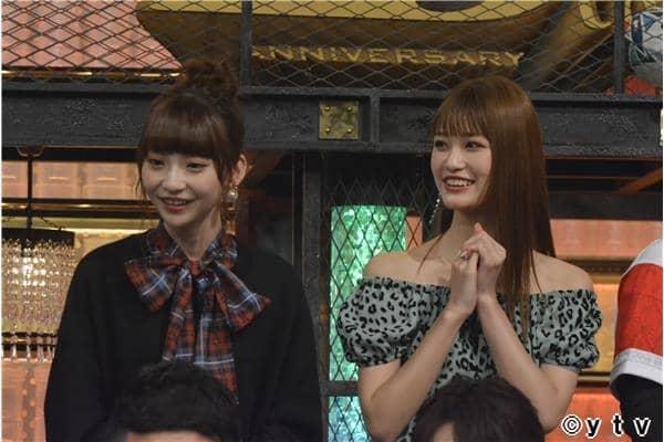 NGT48 荻野由佳が出演! 日テレ「ダウンタウンDXDX」 [10/3 21:00~]