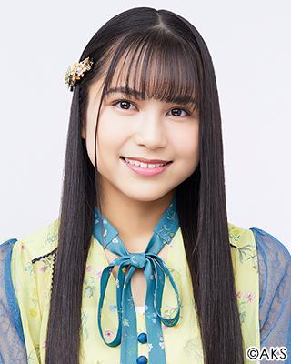 HKT48 清水梨央、16歳の誕生日! [2003年10月11日生まれ]