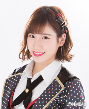 NMB48 石田優美、21歳の誕生日! [1998年10月12日生まれ]