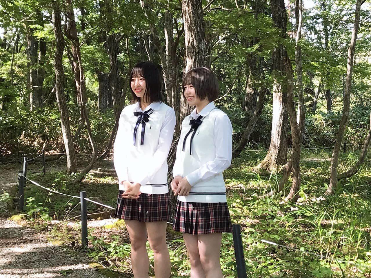 SKE48 日高優月&佐藤佳穂が出演! 東海テレビ「SKE48は君と歌いたい」 [10/15 21:54~]