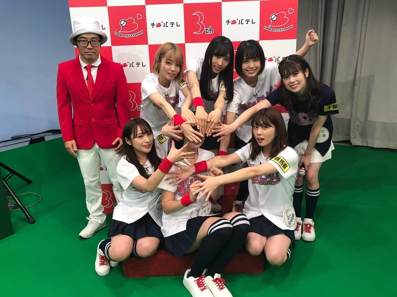 第1回AKB48グループ過剰力No.1決定戦を開催! チバテレ「AKB48チーム8のKANTO白書 バッチこーい!」#50 [10/20 23:30~]
