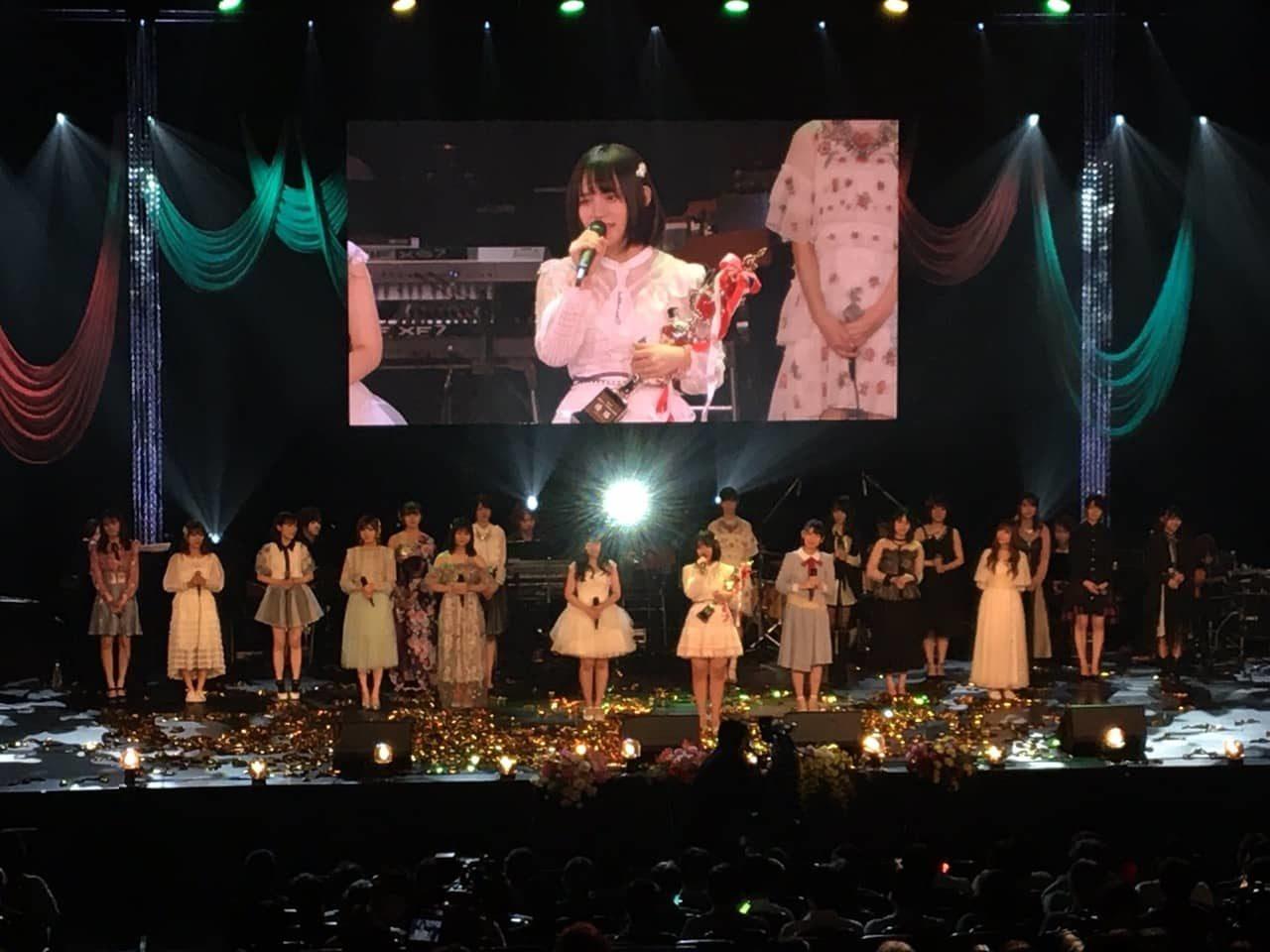 AKB48 矢作萌夏が優勝!「第2回AKB48グループ歌唱力No.1決定戦」2代目女王に!