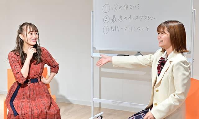 新MC北野瑠華が1対1トーク(第1回) TBSチャンネル1「SKE48 ZERO POSITION」#111 【11/2 23:00~】