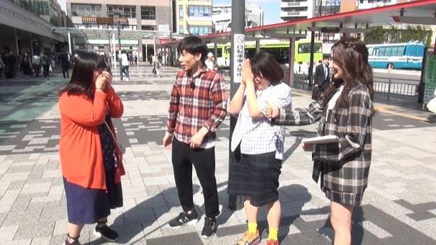 NMB48 村瀬紗英が出演!ロケ中、番組名が言える人を見つけよう! テレ玉「いたくろむらせのオンとオフ」#15 【11/11 23:00~】