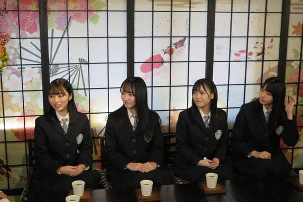 STU48が東京・浅草で街ぶらロケ! BSフジ「STU発⇒東京」#2【11/14 23:30~】