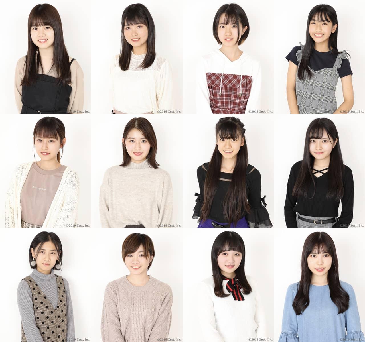 <span>SKE48 第10期生オーディション</span>、合格者12名発表!