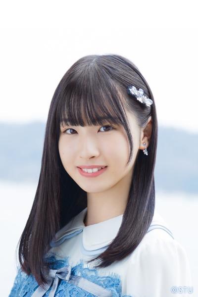 STU48 沖侑果、20歳の誕生日!【1999年12月1日生まれ】