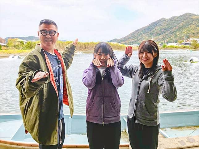 「せとチャレ!STU48」兵庫&四国4県弾丸ツアー② ~神戸牛争奪戦~【TOKYO MX】